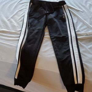 Justice girls track pant